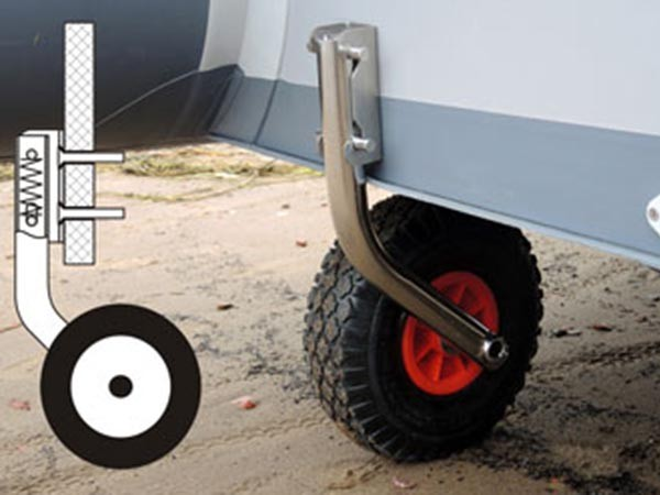 установочный комплект для транцевых колес купить в иркутске