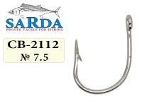 Крючки Sarda Feeder Hook FH-2112 - № 7.5