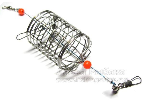 груз рыболовный с кольцом