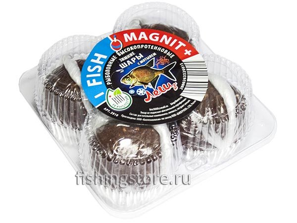 прикормка fish magnit