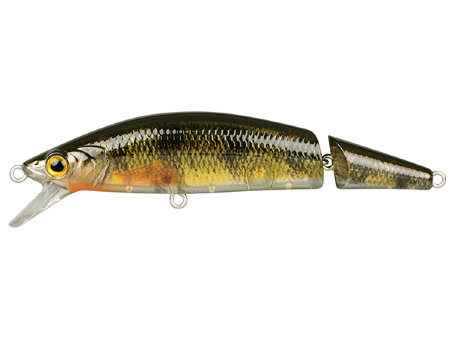Воблер SPRO Ikiru Jointed 110 - Yellow Perch