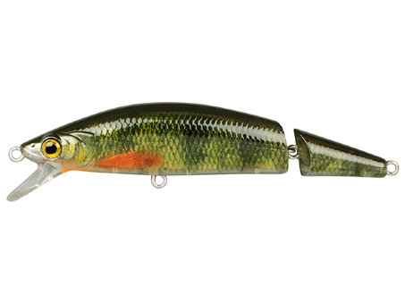 Воблер SPRO Ikiru Jointed 110 - Green Perch