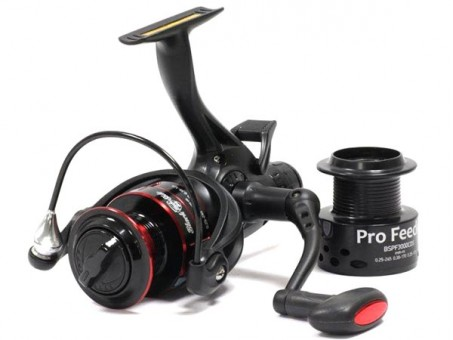 Катушка Black Side Pro Feeder 3000 CDS