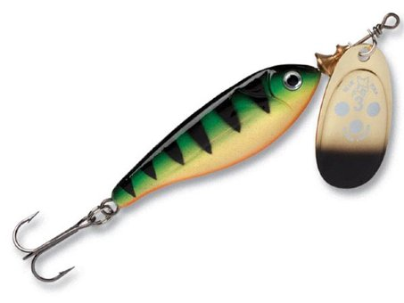 Блесна Blue Fox Minnow Super Vibrax BFMSV1 - GP
