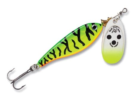 Блесна Blue Fox Minnow Super Vibrax BFMSV1 - FT