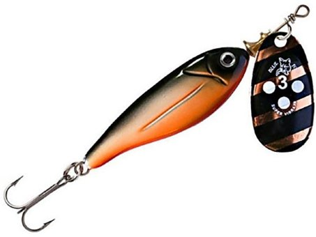Блесна Blue Fox Minnow Super Vibrax BFMSV1 - CB