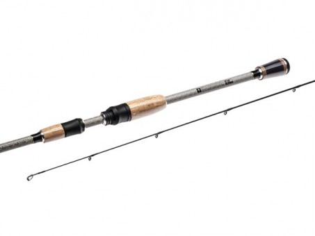 Спиннинг Daiwa Silver Creek Ultra Light 2.35 м (тест 3-14 г)