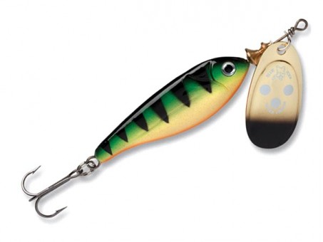 Блесна Blue Fox Minnow Super Vibrax BFMSV3 - GP