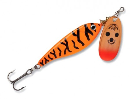 Блесна Blue Fox Minnow Super Vibrax BFMSV3 - OB
