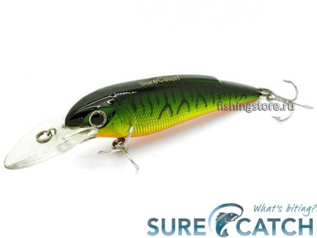 Воблер SureCatch Baby Shad 80F - L42