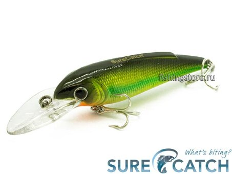 Воблер SureCatch Baby Shad 80F - L20