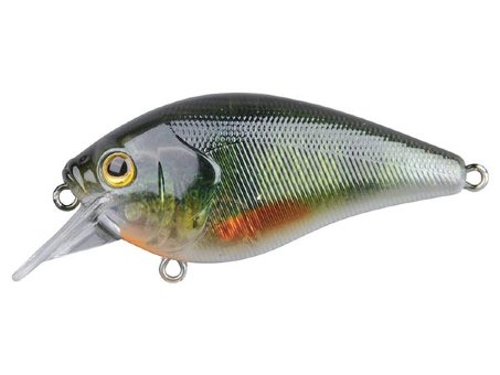 Воблер SPRO Ikiru Crank 60SL - Green Perch