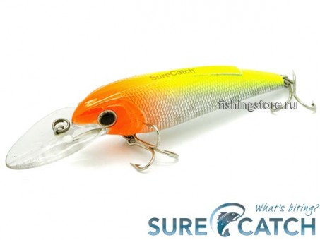 Воблер SureCatch Baby Shad 80F - L21