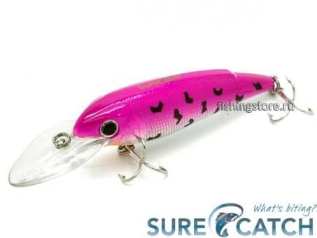 Воблер SureCatch Baby Shad 80F - L40