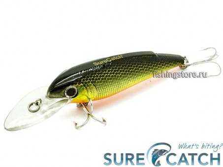 Воблер SureCatch Baby Shad 80F - L03