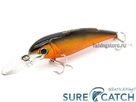 Воблер SureCatch Baby Shad 50F - L41