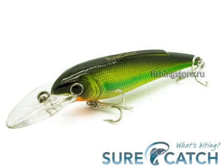 Воблер SureCatch Baby Shad 50F - L20