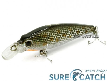Воблер SureCatch Super Minnow 70F - L18
