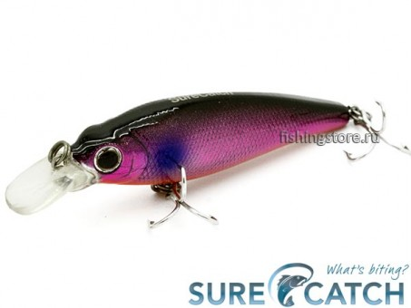 Воблер SureCatch Super Minnow 70F - L07