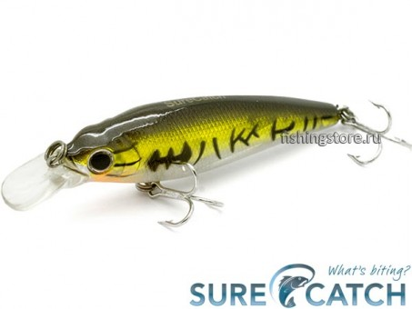 Воблер SureCatch Super Minnow 70F - L35