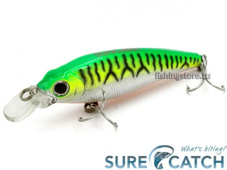 Воблер SureCatch Super Minnow 70F - L44