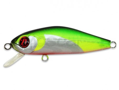 Воблер Pontoon 21 Crack Jack 78SP SR - R37 Flashing Chartreuse