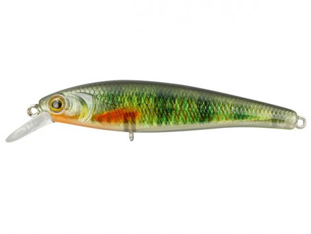 Воблер SPRO Ikiru Jerk 85 - Green Perch