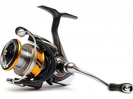 Катушка Daiwa 18 Regal LT 2500D