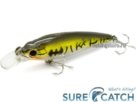 Воблер SureCatch Super Minnow 90F - L35