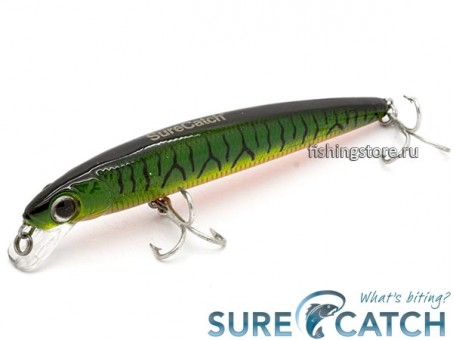 Воблер SureCatch Ace Minnow 80F - L42
