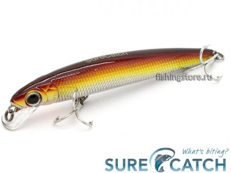 Воблер SureCatch Ace Minnow 80F - L36