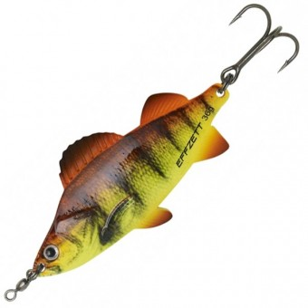 Блесна DAM EFFZETT PERCH SPOON 17 г (7 см) - Orange Perch UV (66664)