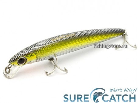 Воблер SureCatch Ace Minnow 45F - L60